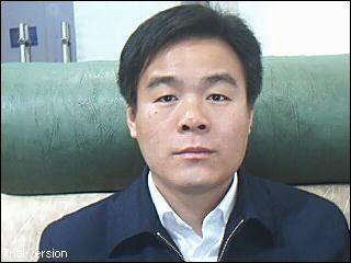 王庆的简历照片