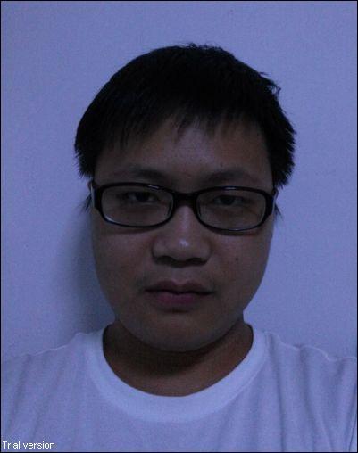 刘奎的简历照片