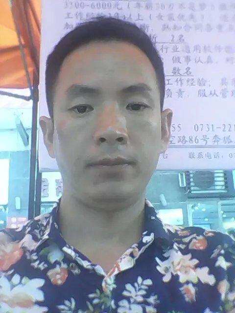 李喜民的简历照片