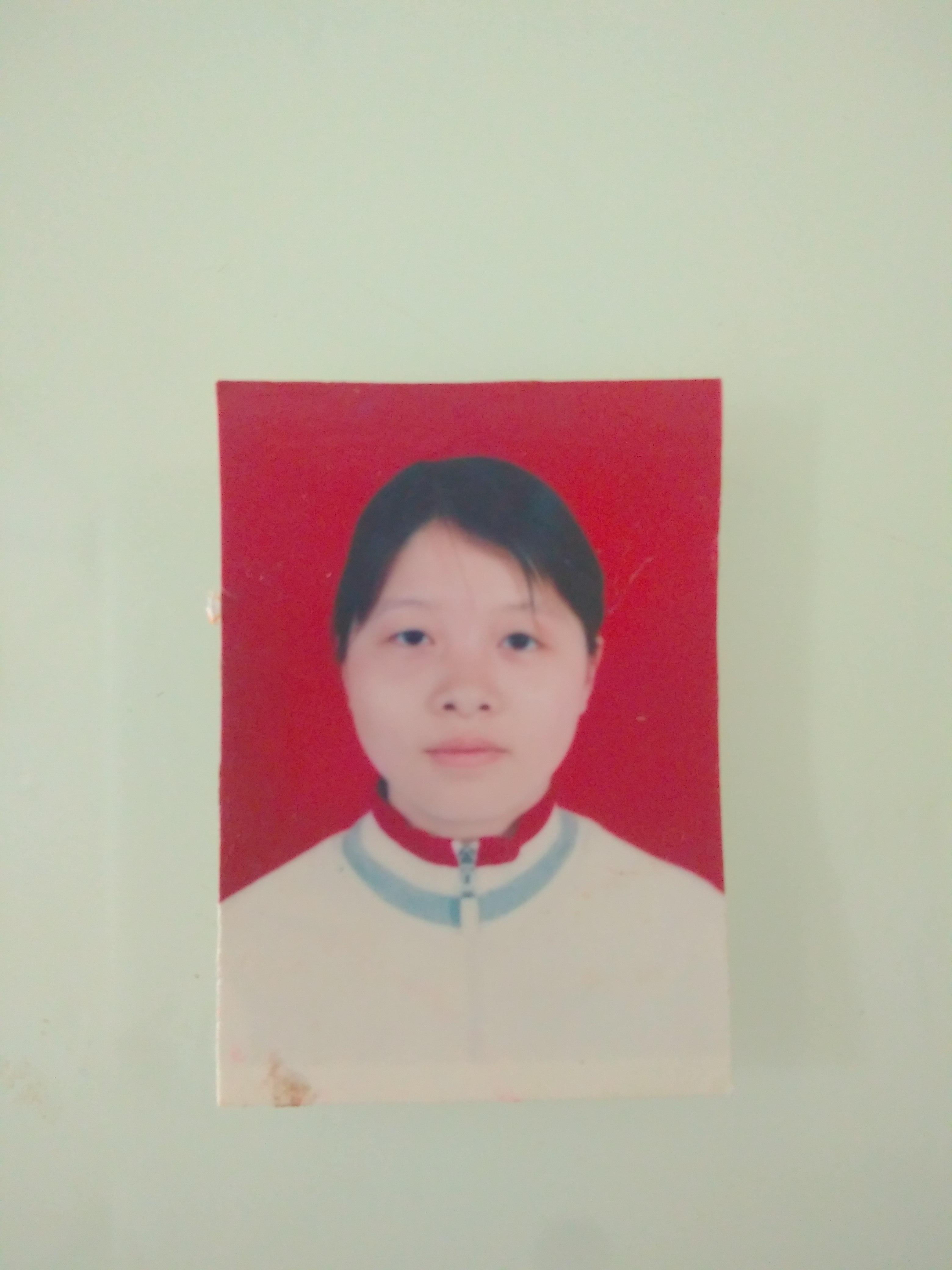李辉的简历照片